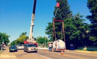 Transport & rigging