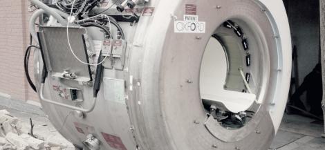 MRI 1 blokas