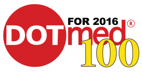 EMICO Medika is now DOTmed certified & made it to TOP 100 2015