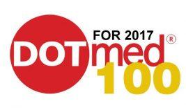 TOP 100 DOTMed 2017