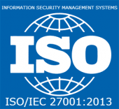 Successful ISO 27001: 2013 certification